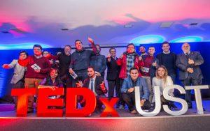TEDx en UST Los Ángeles - Speakers